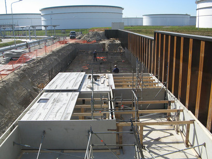 Tweede waterzuiveringsinstallatie Vopak Terminal Europoort