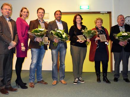 Aanmoedigingsprijs Open Poort 2013 voor Mourik Services