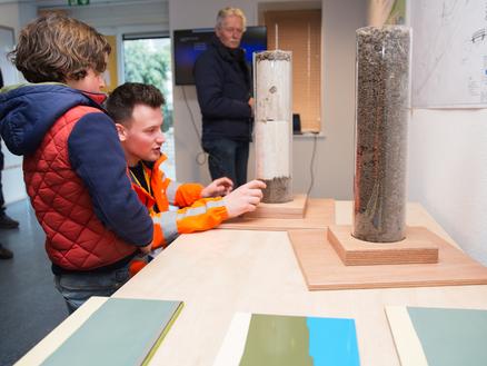 Kijkje achter de schermen bij Verbetering IJsseldijk Gouda