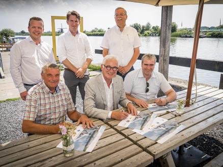 Mourik bouwt mee aan nieuw bezoekerscentrum Werelderfgoed Kinderdijk