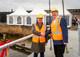 Mourik bouwt mee aan nieuwe entreezone Werelderfgoed Kinderdijk