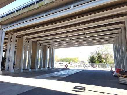 Versterking Ringvaartviaduct Badhoevedorp