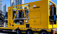 Hydra Robotic Exchanger Cleaning succesfull at Chemelot site