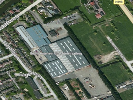 Biologische bodemsanering fabrieksterrein Woerden