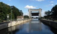 Limburgse sluiscomplexen weer terug in nieuwstaat