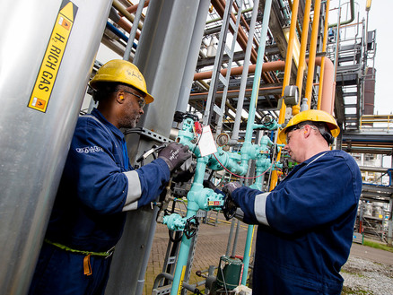 Air Liquide Hyco 3 Turnaround