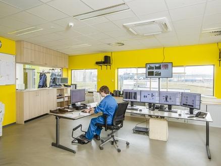 AkzoNobel controlekamer