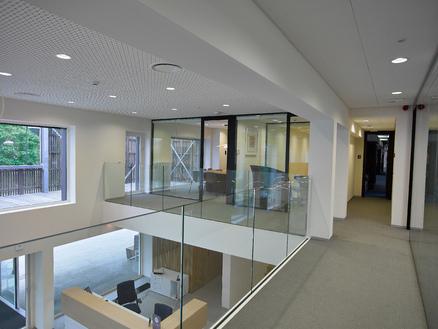 Verbouwing kantoor LCL N.V.