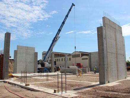 Realisatie nieuw gebouw voor Imerys
