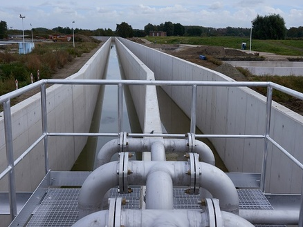 New water factory Water-link