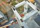 Civiele werken voor de bouw van een THF-unit