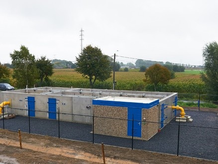 Mourik n.v. builds oxygen stations