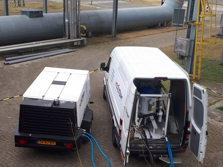 Cleaning-opdracht Air Liquide