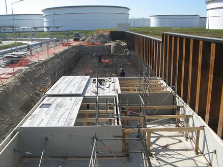 Waterzuiveringsinstallatie Vopak Terminal Europoort – East Area