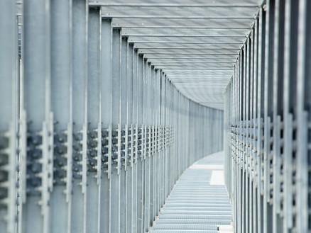 Leidingviaduct A15