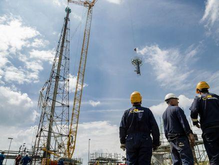 Top Job op Zeeland Refinery