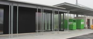 Recycling Centre Wilrijk (Belgium)
